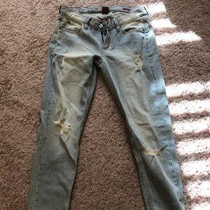 Arizona Striped Jeans